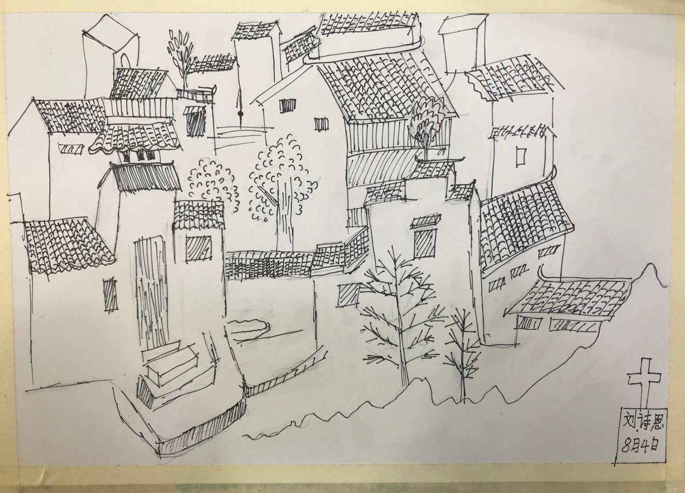 线描创作班(8岁~9岁)