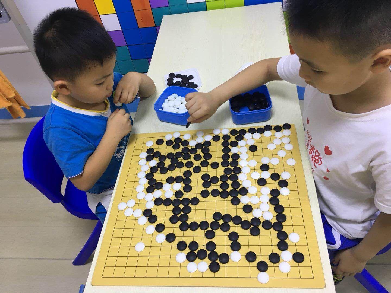宏图腾围棋课程