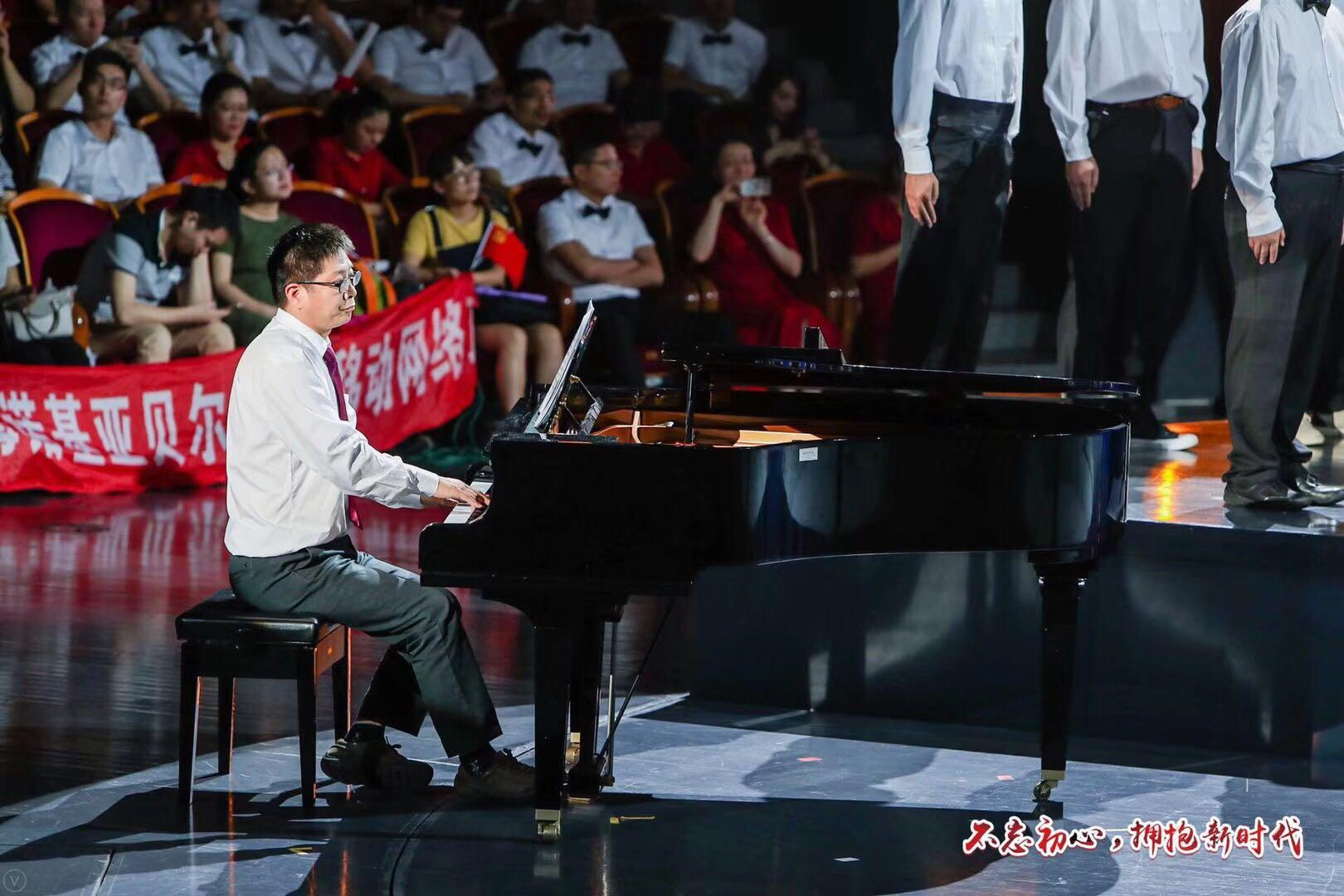 钢琴培训课程刘湘雪