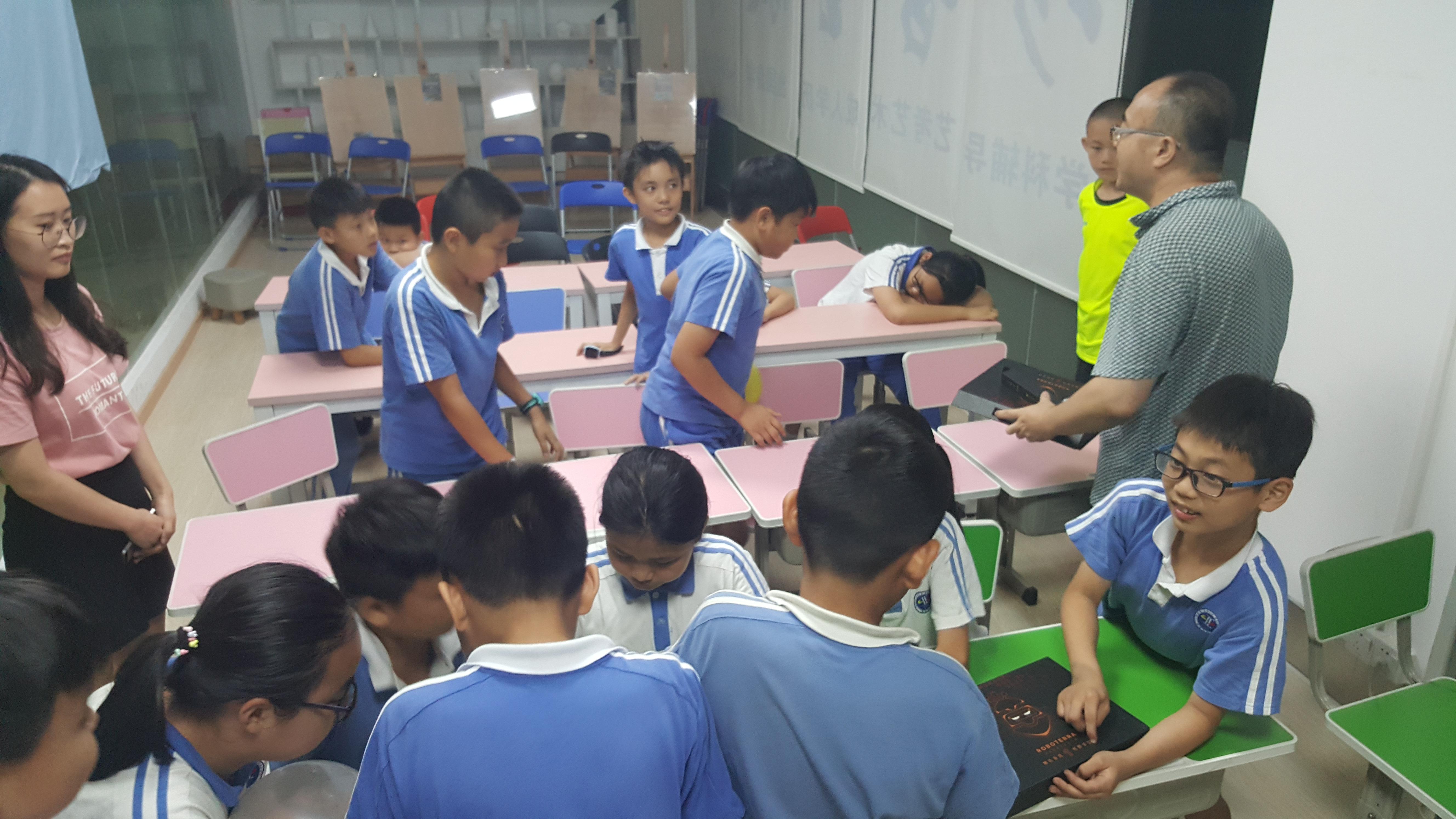 高三英语小组课