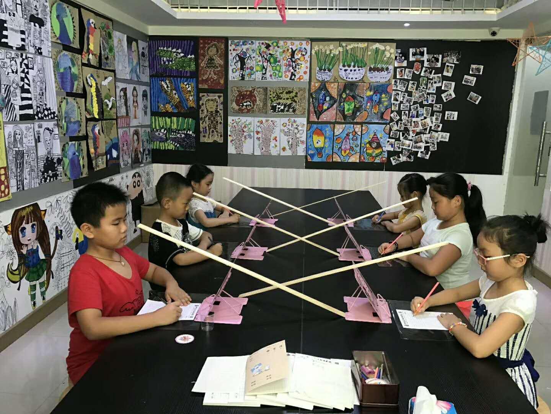 金牌科目-少儿书法课程