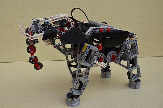 机器人编程课程 9-12岁