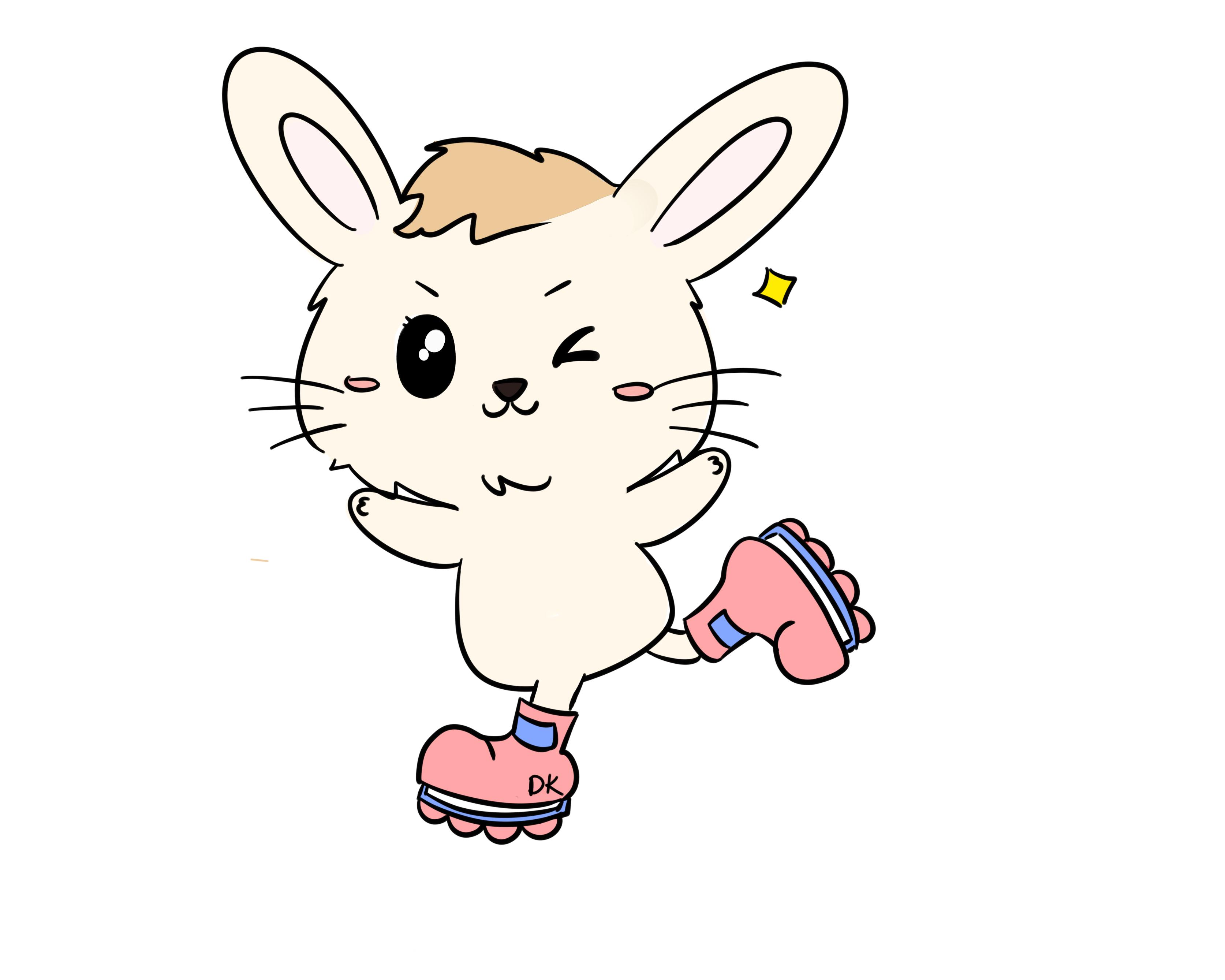 DK-小兔级