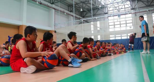 篮球培训课程