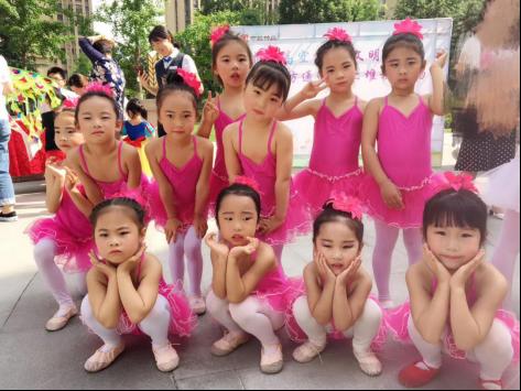 少儿中国舞班