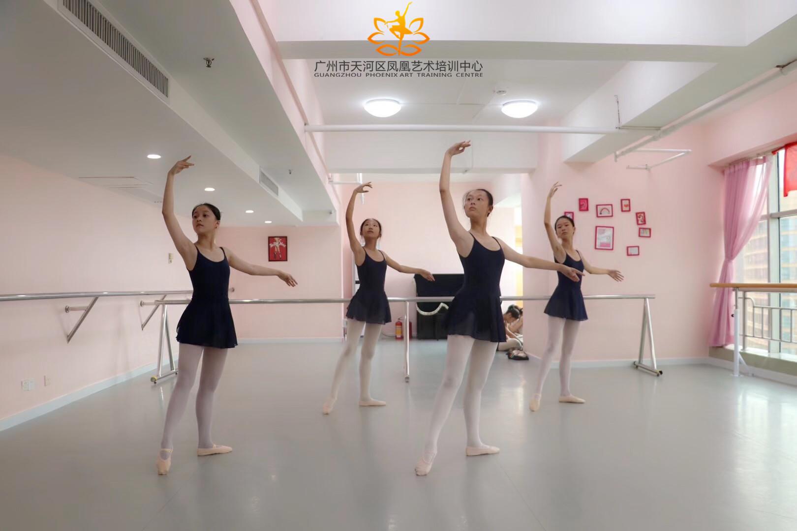 芭蕾舞考级班