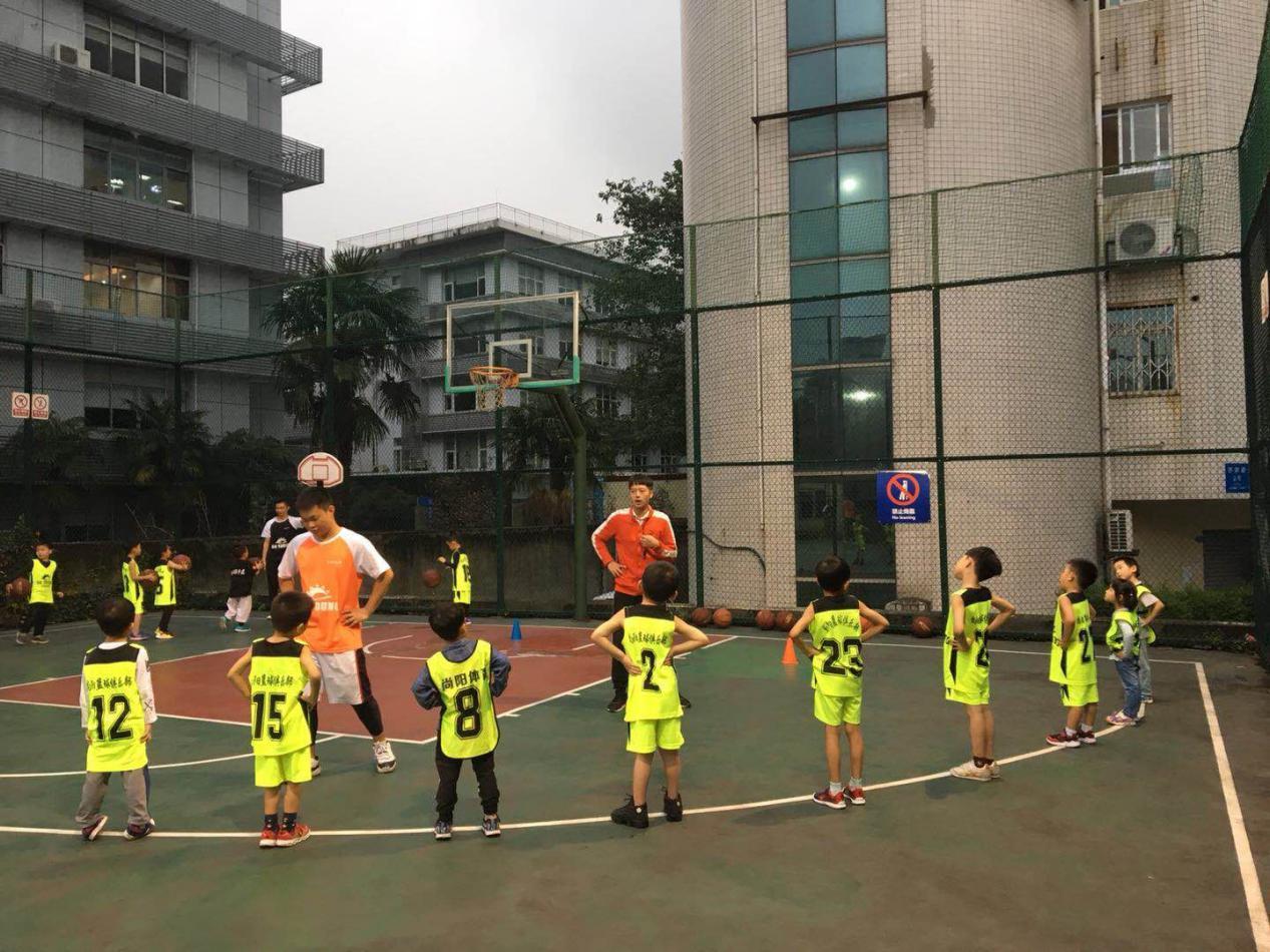 西体篮球训练课程