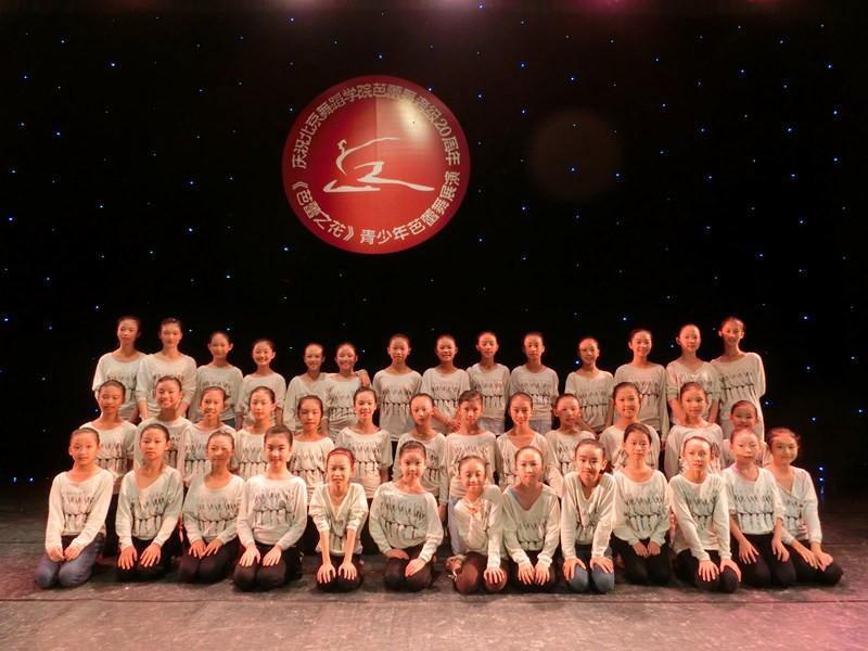 芭蕾舞 舞蹈表演班图片