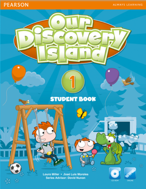 Our Discovery Island 1图片