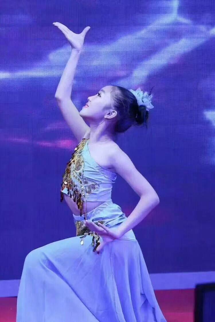 气质中国舞课程
