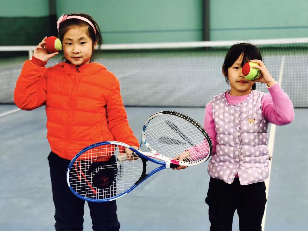 特色儿童网球基础培训班