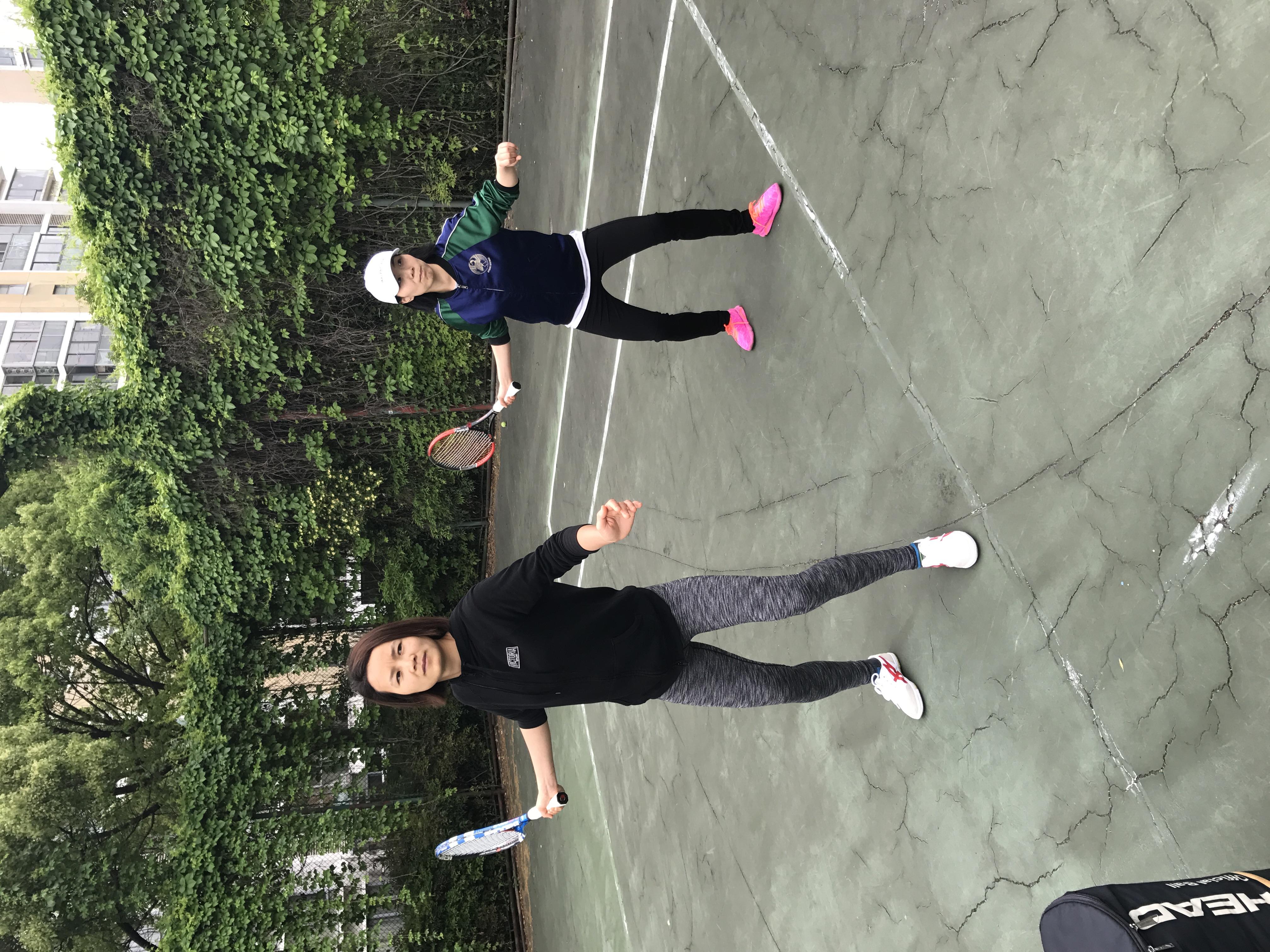 妈妈团网球培训班