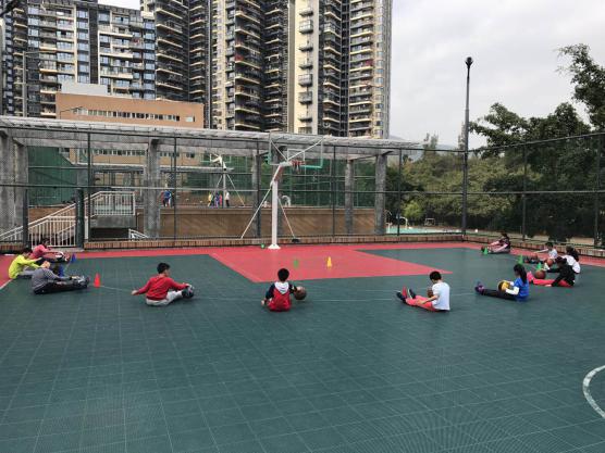 青少年篮球―提高班