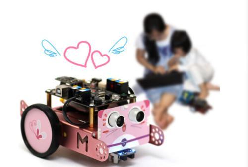 创客教育―机器人