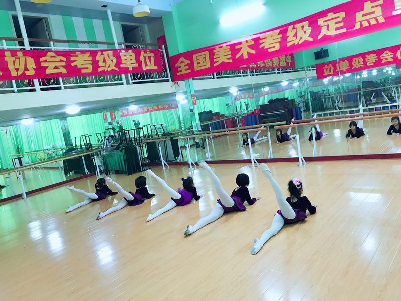 中国舞表演班(萝岗)