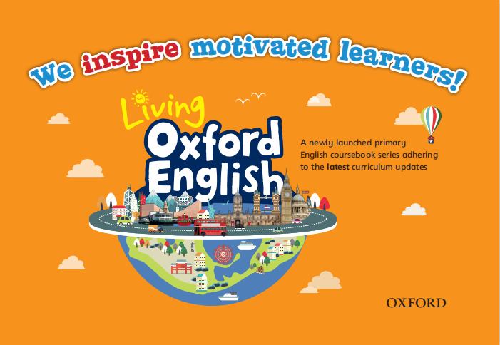 英语―Living Oxford English课程