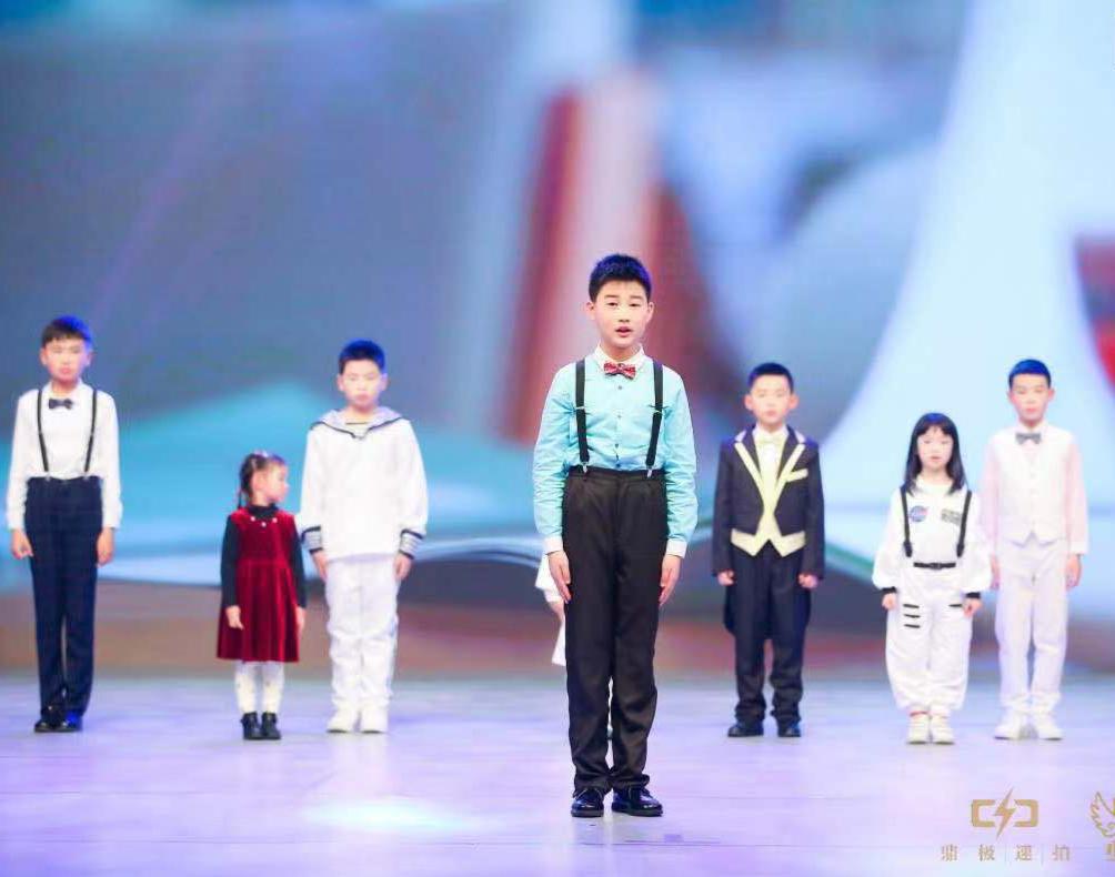 主持表演课程 ( 4岁以上 及成人)