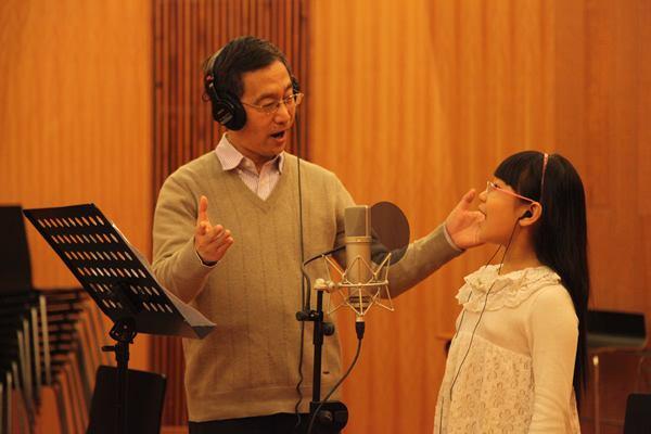 声乐课程(4岁以上及成人)
