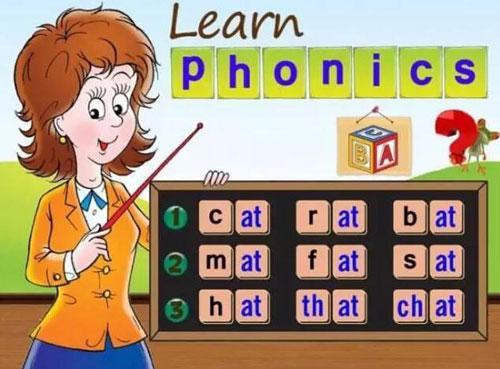 舜博教育英语自然拼读