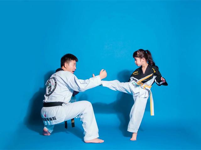 跆拳道基础课程