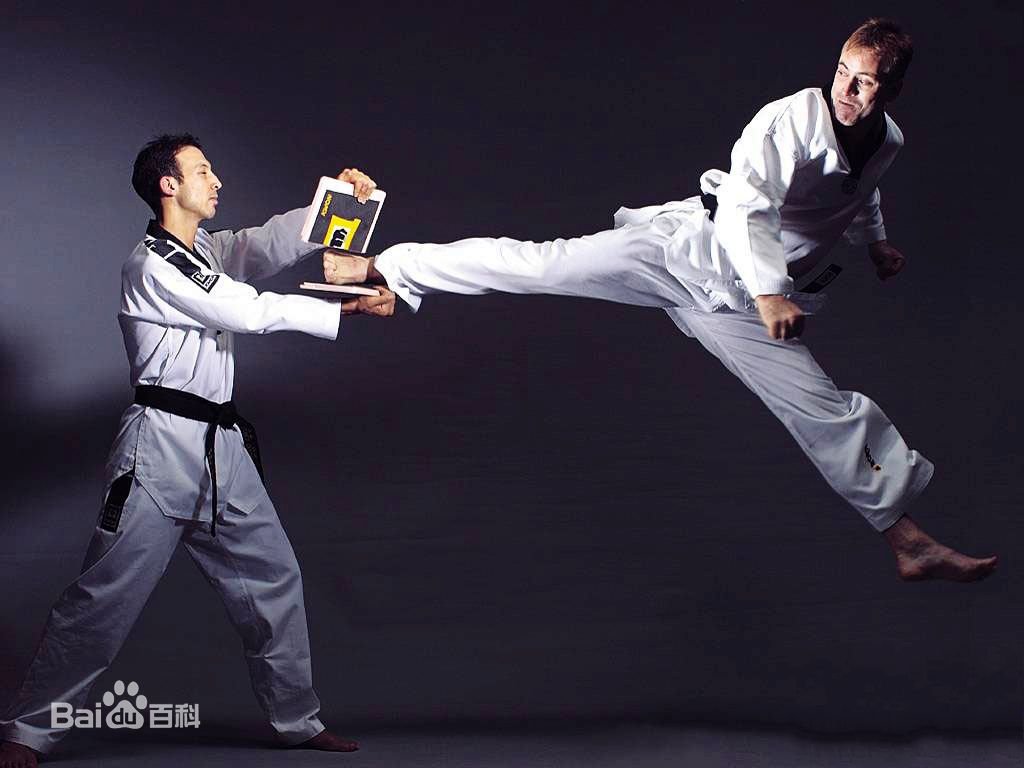 章阁―跆拳道