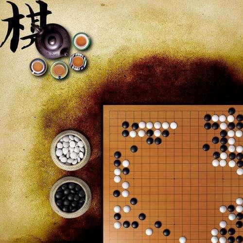 糖豆艺术--少儿围棋课程