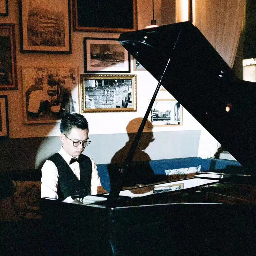 汤鑫钢琴高级精品