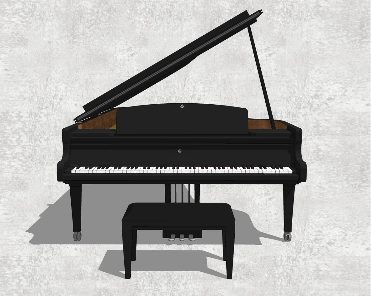 钢琴 Piano
