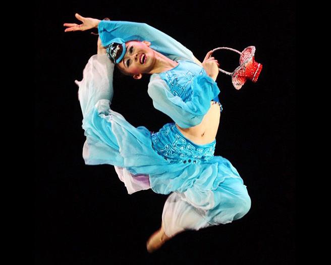 中国舞培训课程