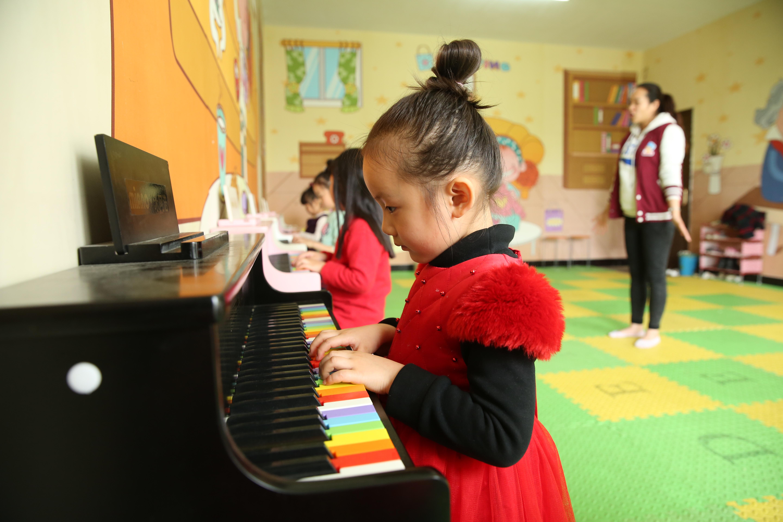 德式七彩钢琴素养课