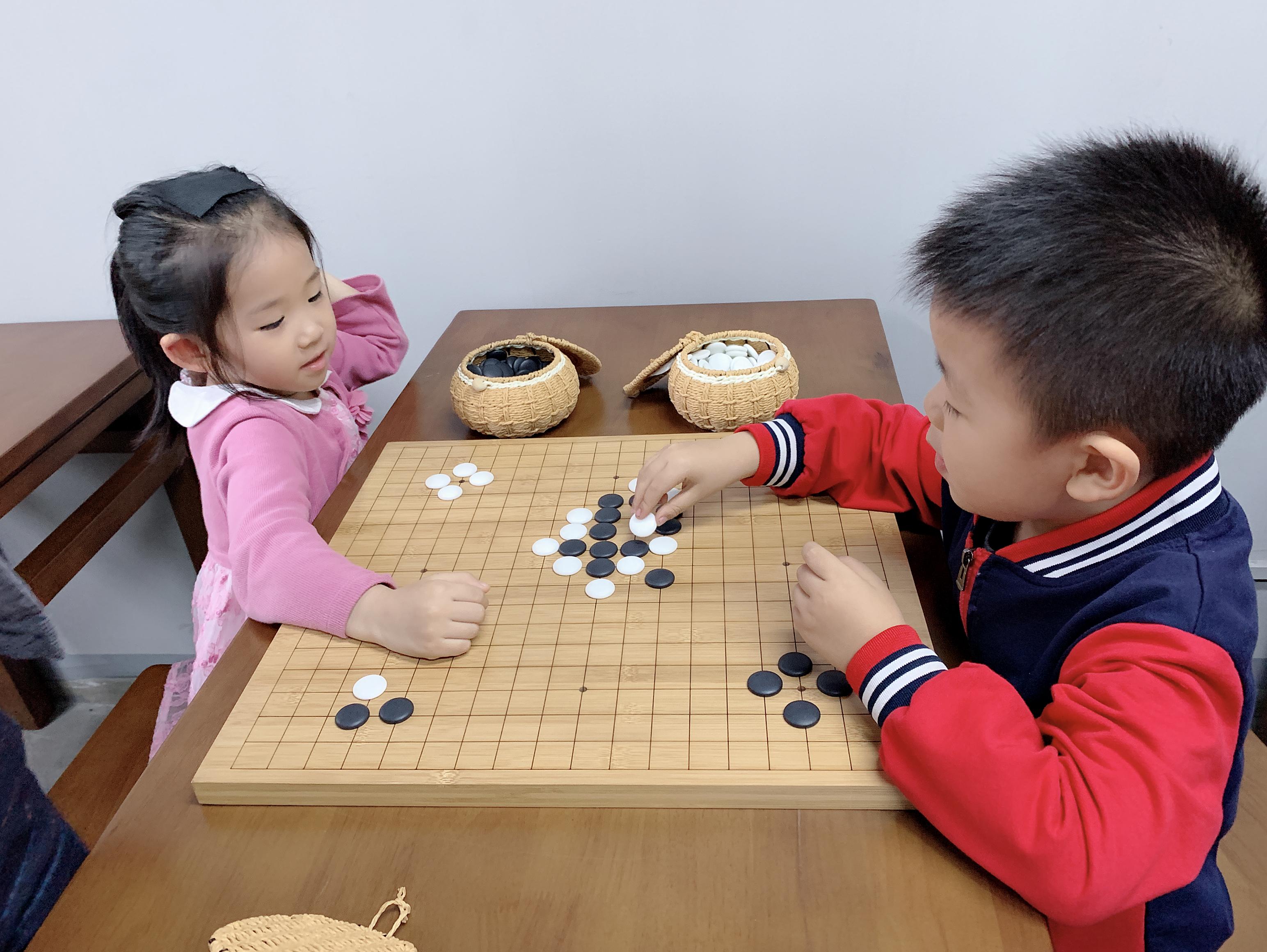 四品围棋培训