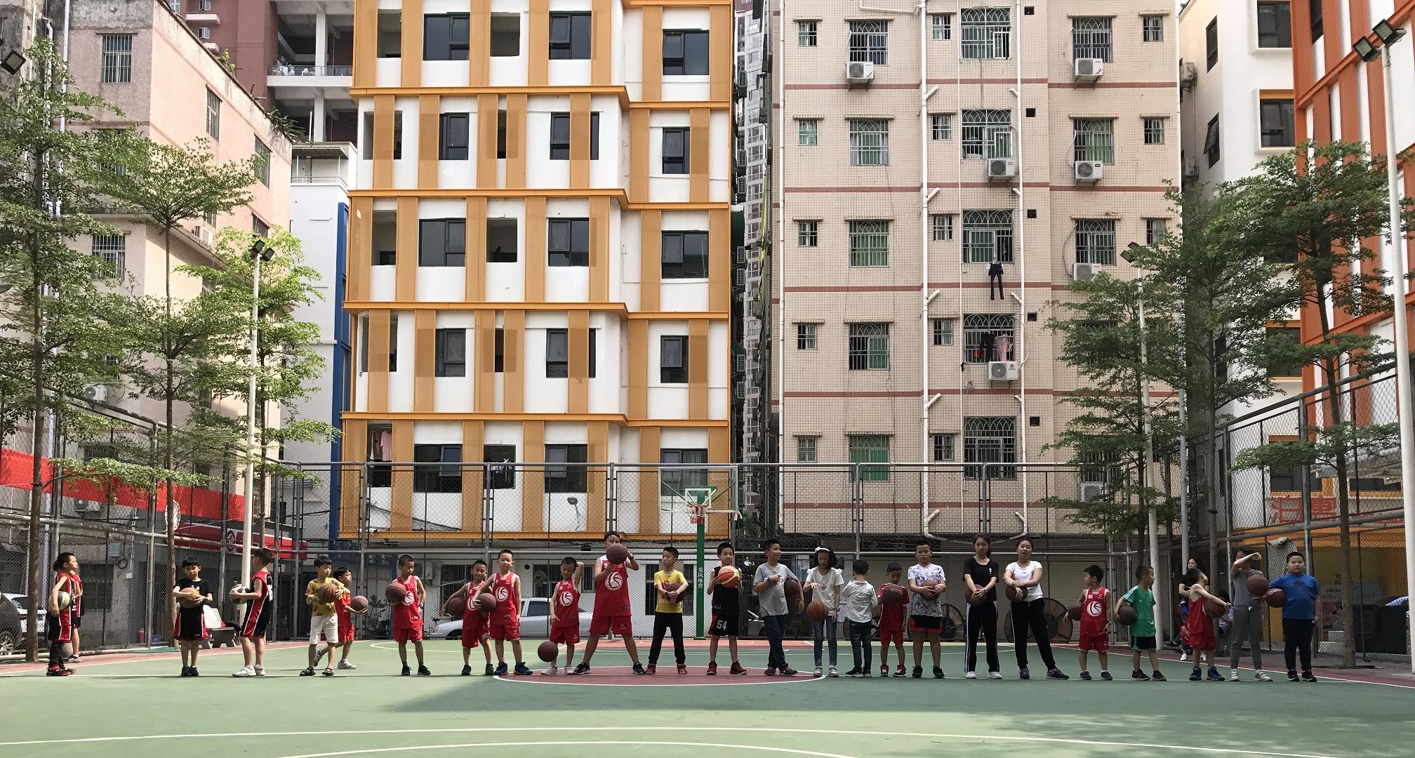 【龙飞篮球训练营】- 翰邻城校区