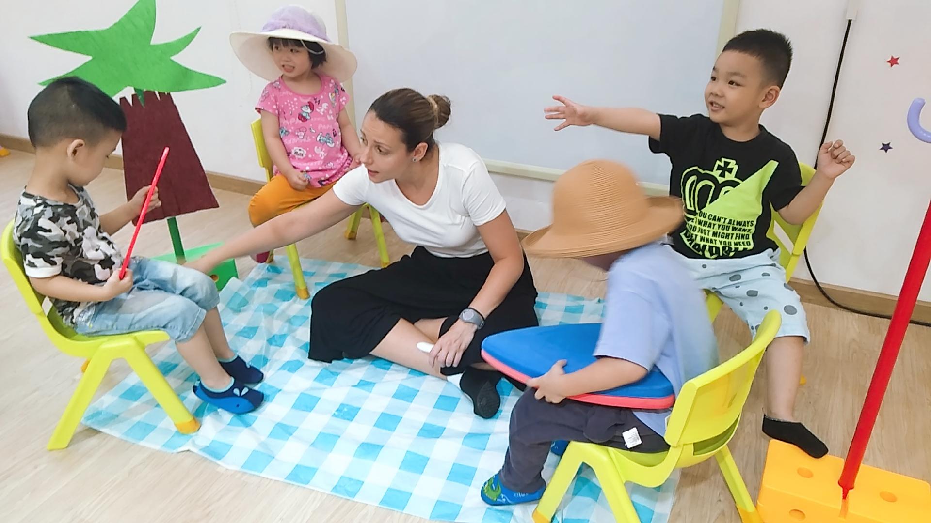 戏剧英文国际幼儿园【宝安分园】