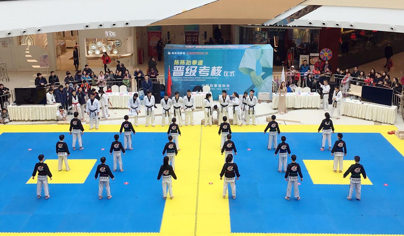【嘉州馆】12月白黄带升黄带专项强化课程